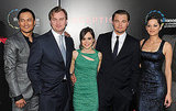 Pictures of LA Premiere of Inception