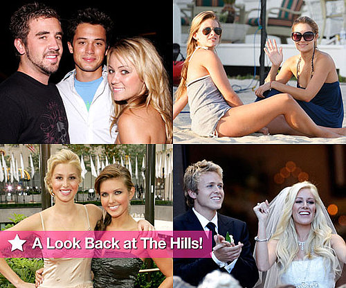 The Hills Finale airs tonight on MTV Australia with Lauren Conrad, Heidi Montag, Audrina Patridge, Whitney Port, Spencer Pratt