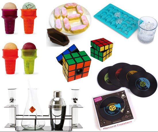 Revamp Your Kitchen With Geeky Goods