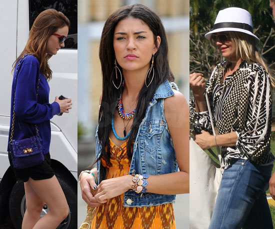 Celebrity Summer Accessories