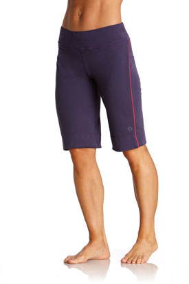 Moving Comfort Bermudas and Champion Knee Pants