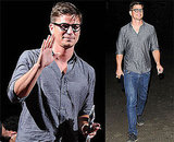 Josh Hartnett at the Ischia Film Festival Ahead of His 32nd Birthday 2010-07-13 16:30:01