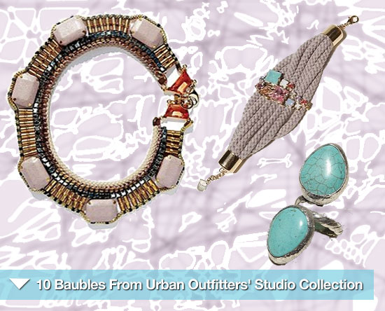 10 Awesome Baubles From Urban Outfitters' Studio Collection