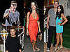 Channing Tatum, Jenna Dewan, Jeremy Renner, Josh Hartnett and Sophia Vergara at Ischia Film and Music Festival