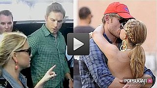 Video of Jessica Simpson With Boyfriend Eric Johnson