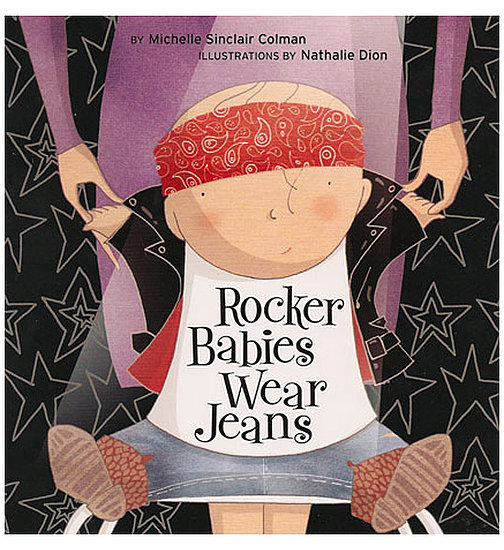Rocker Babies Wear Jeans