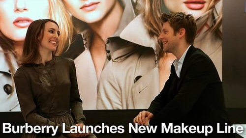 Christopher Bailey of Burberry Discusses The New Burberry Beauty Line in an Interview