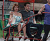 Slide Picture of Michelle Williams and Seth Rogen in Toronto