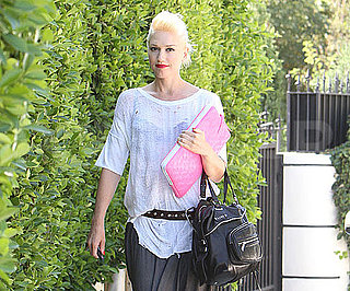 Slide Picture of Gwen Stefani in LA