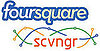 Foursquare vs. SCVNGR