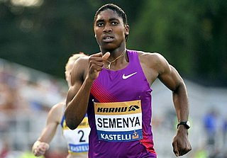 Caster Semenya Wins Comeback Race After Sex Controversy