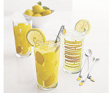 Summer Lemonade Glasses