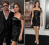 Pictures of Angelina Jolie in Emporio Armani at Salt Premiere in LA