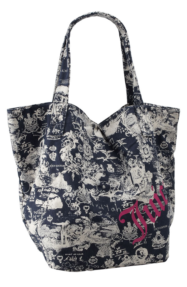 Juicy Couture Gen Y Canvas Tote ($78)