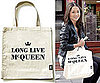 Long Live McQueen Tote From Lola&Bailey