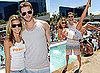 Shirtless Kellan Lutz and Bikini-Clad AnnaLynne McCord in Las Vegas
