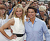 Slide Picture of Tom Cruise and Cameron Diaz in Munich