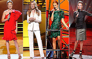 Pictures of Cat Deeley's Clothes on So You Think You Can Dance