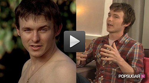 True Blood's Marshall Allman Explains Tommy's Scars in Exclusive Interview