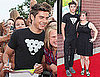Pictures of Zac Efron at Charlie St. Cloud Screening in St. Louis
