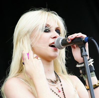 Taylor Momsen Is the Face of John Galliano's New Scent