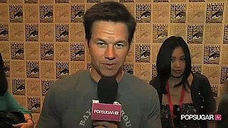Video of Mark Wahlberg at Comic-Con For The Other Guys