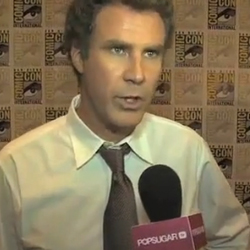 Exclusive Video Interviews With the Cast of The Other Guys: Will Ferrell, Mark Wahlberg, and Eva Mendes