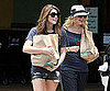 Slide Picture of Ashley Greene Getting Groceries in LA