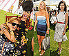 Pictures of Stars at the Polo
