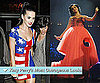 Photos of Katy Perry in Outrageous Ensembles