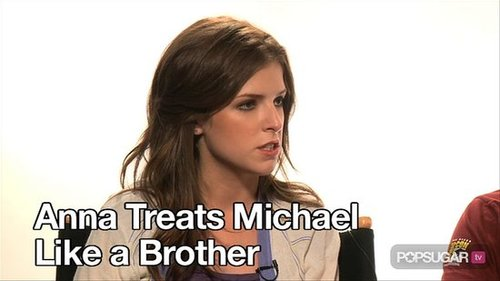 Video of Anna Kendrick Talking About Michael Cera and Scott Pilgrim vs the World