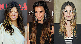 Pictures of Stars With Ombre Highlights
