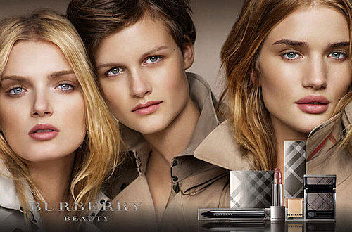 Exclusive! Five Minutes With Burberry Beauty Face Nina Porter!