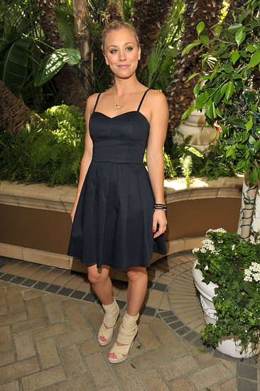 Pictures of Eva, Nicole, Ryan and Others at HFPA Lunch