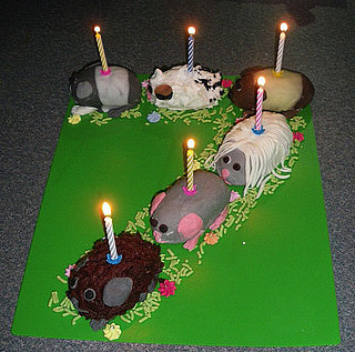 Seventh Birthday Party Cake Ideas and Inspiration
