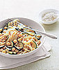 Fast & Easy Recipe for Linguine With Zucchini and Chickpeas