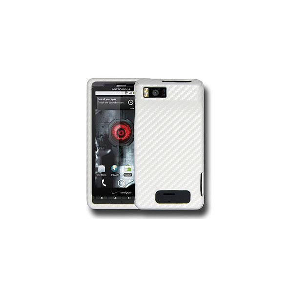 White Snap On Hard Cover ($15)