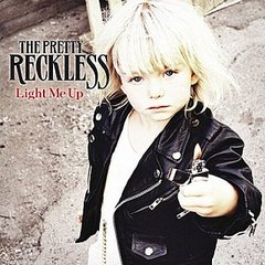 Taylor Momsens Pretty Reckless Cover Art