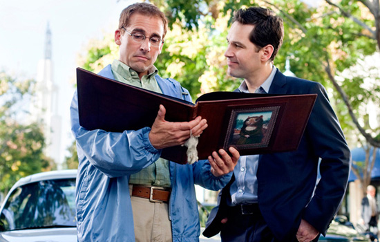 Worst Movie: Dinner For Schmucks