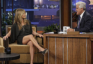 Video of Jennifer Aniston Promoting The Switch on The Tonight Show With Jay Leno 2010-07-30 08:45:00