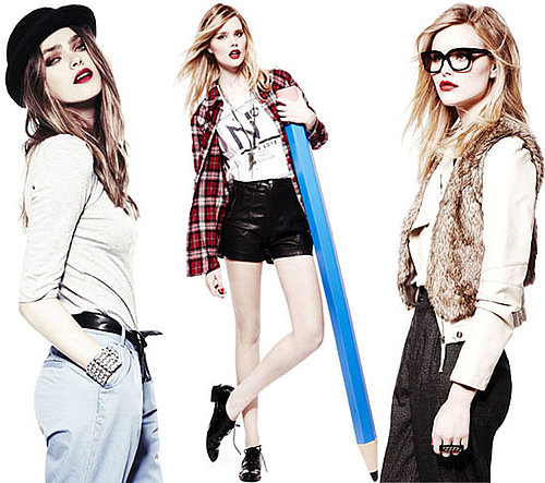 Pictures of Forever 21 2010 Fall Lookbook