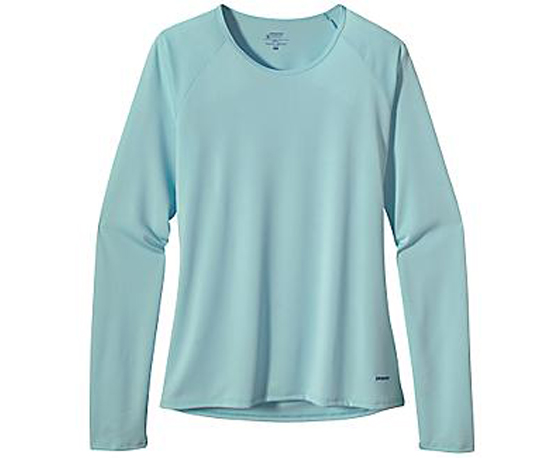 Patagonia Silkweight Scoop