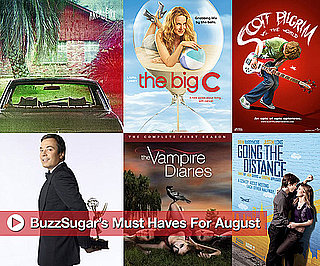 August Entertainment Must Haves in Music, TV, and Movies