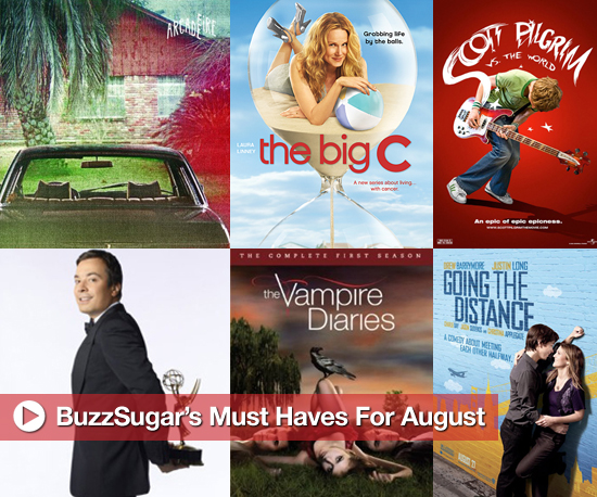 BuzzSugar's Must Haves For August