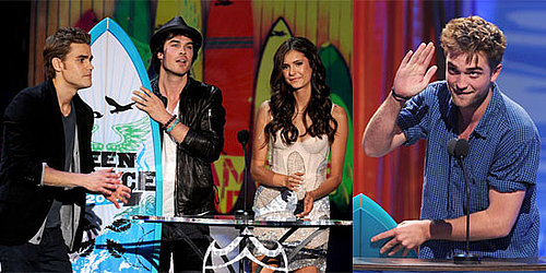 Full List of Winners For the 2010 Teen Choice Awards