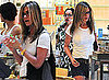 Pictures of Jennifer Aniston Shopping After Promoting The Switch