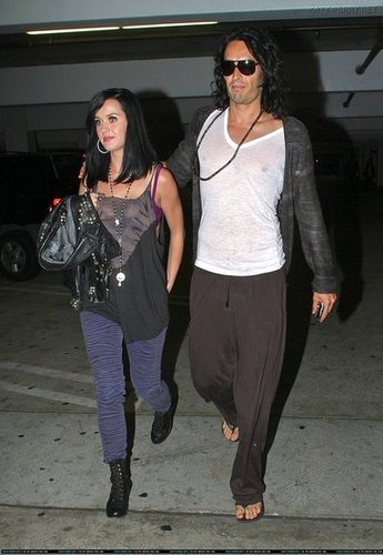 Russell Brand Tamed Katy&#039;s Wild Lifestyle
