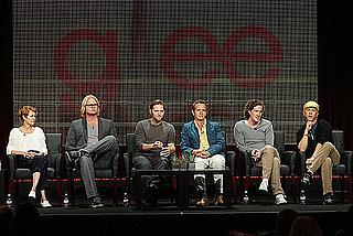 Glee 2010 TCA Panel With Season 2 Spoilers, Quotes, and Photos