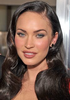 Megan Fox Named Face of Giorgio Armani Cosmetics 2010-08-04 11:00:00