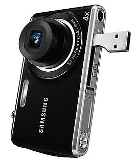 Samsung PL90 Digital Camera